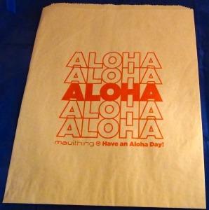 Mauithing Aloha bag