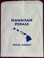 hawaiian pedals